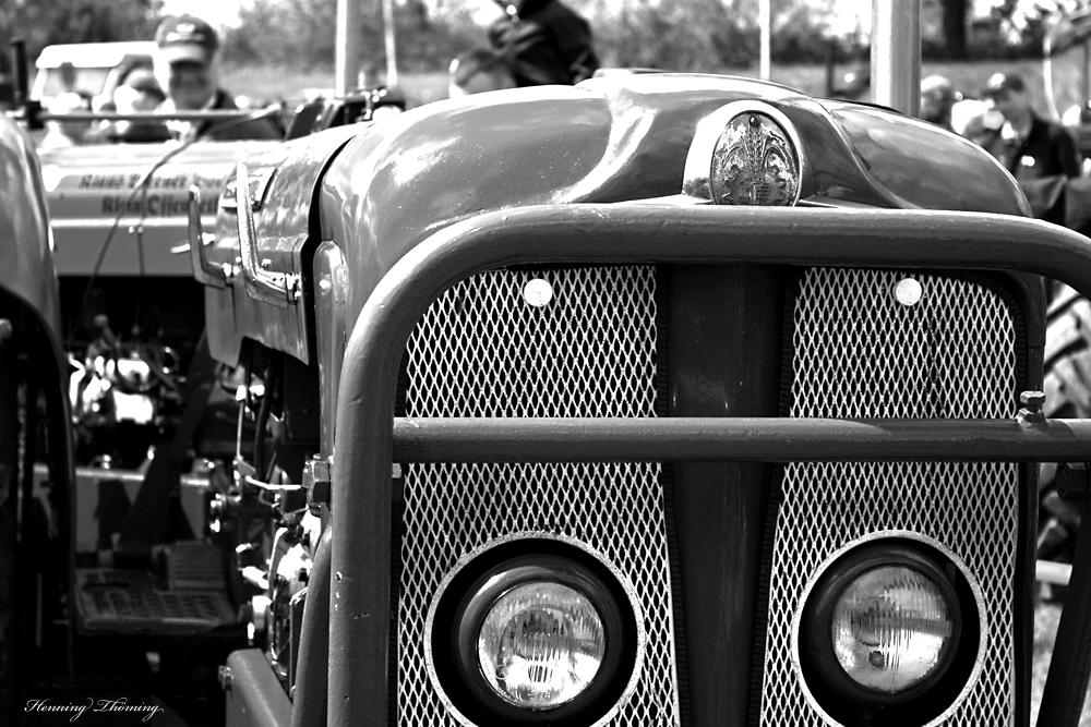 Fordson Tandem Traktor