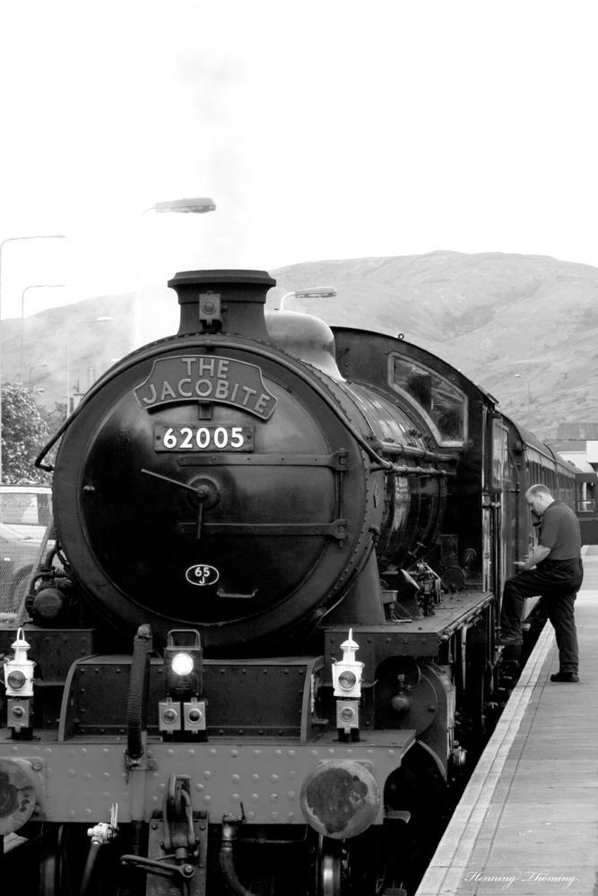 Jacobite Train