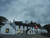 arriving at Ardgour Inn