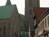 die alte Kirche in Riebe