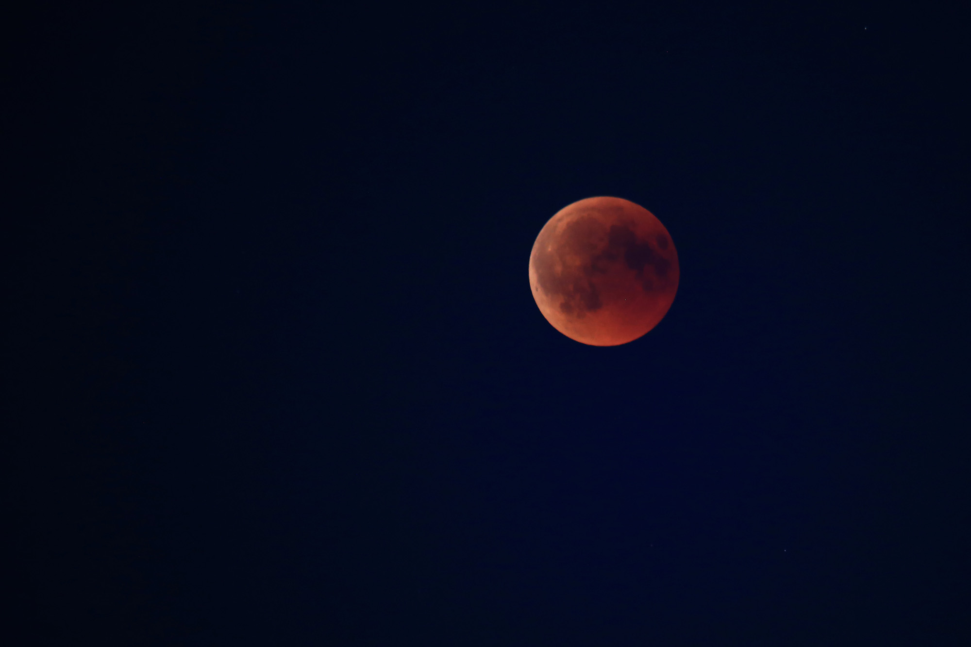 27.07.2018: blood moon 2