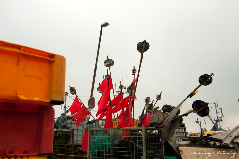 Fishermens tools