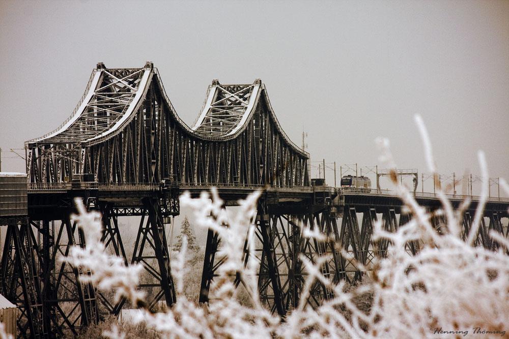 Hochbrücke Rendsburg